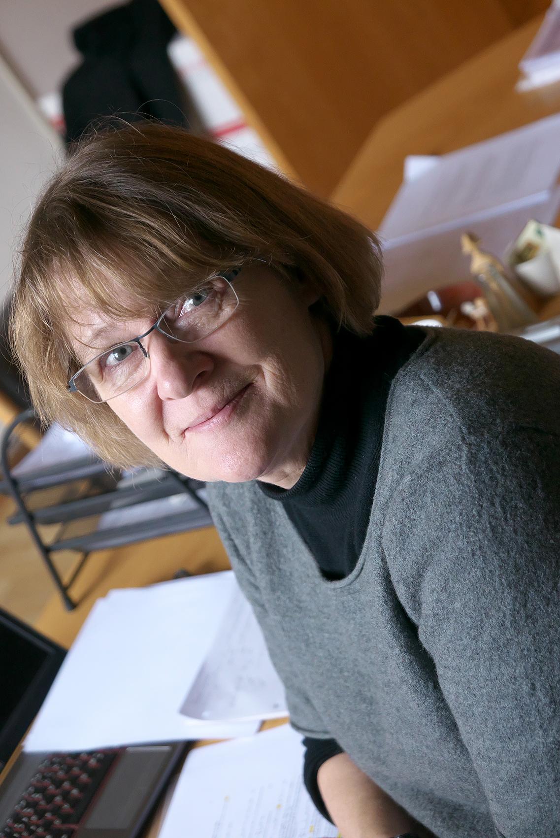 Eva B. Vedel Jensen