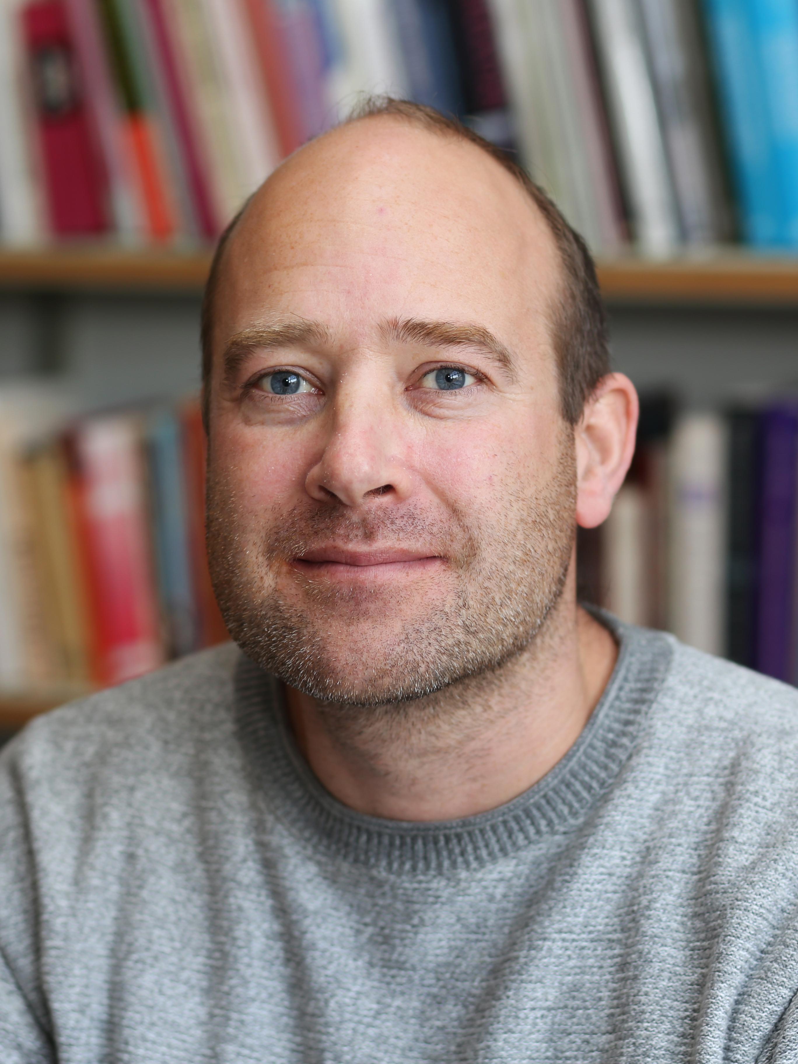 Svend-Erik Skaaning