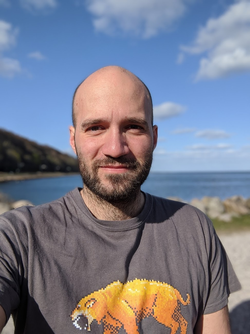 Rasmus Østergaard Pedersen