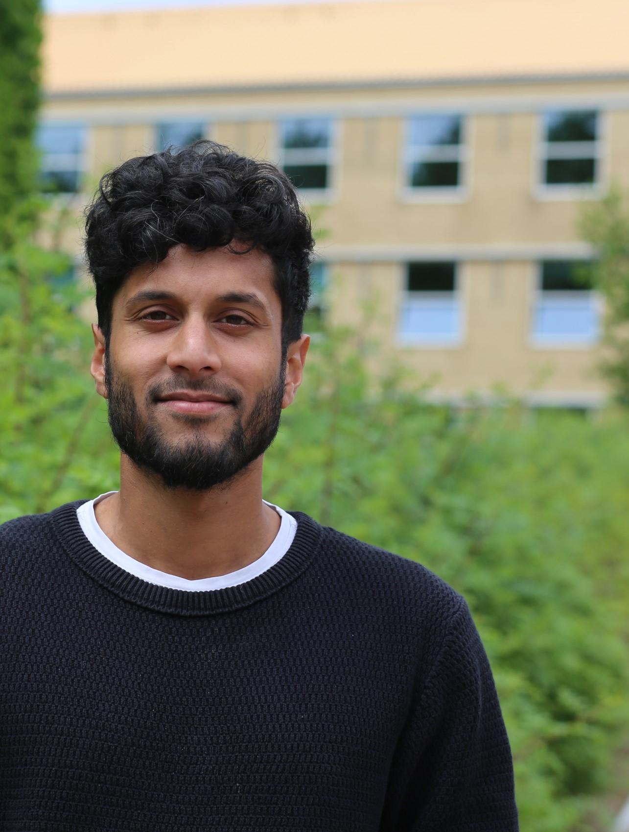 Suthan Krishnarajan