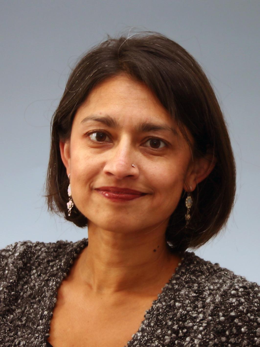 Ushma Chauhan Jacobsen