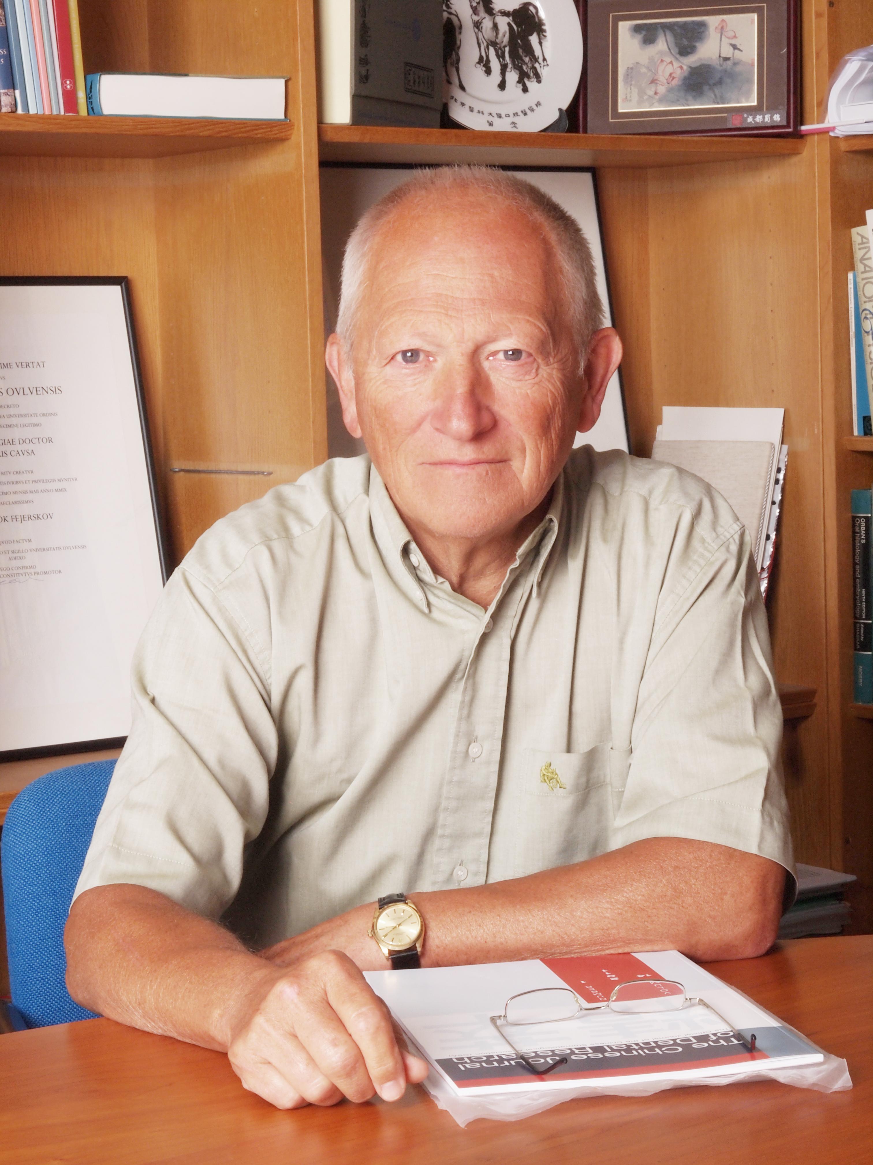 Ole Fejerskov