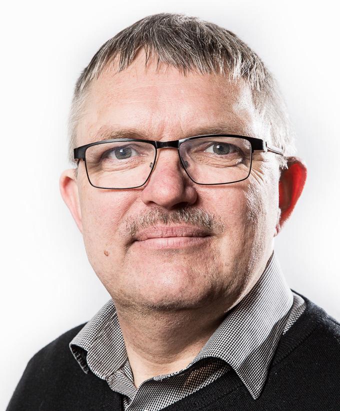 Jørgen E Olesen